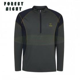 T-shirt maniche lunghe Rolly Zotta Forest