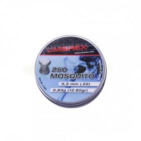 UMAREX Mosquito Testa Piatta 5.50 mm 0.83g (250pz)